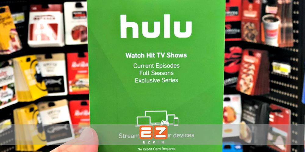Hulu Gift Card - 1