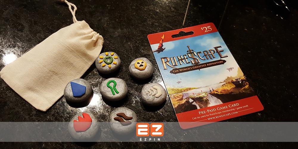 RuneScape Gift Card -1