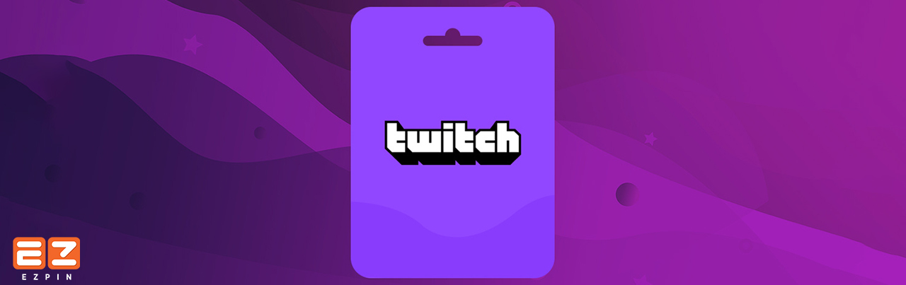 Everything About Twitch Gift Card; Best Product for Gamers