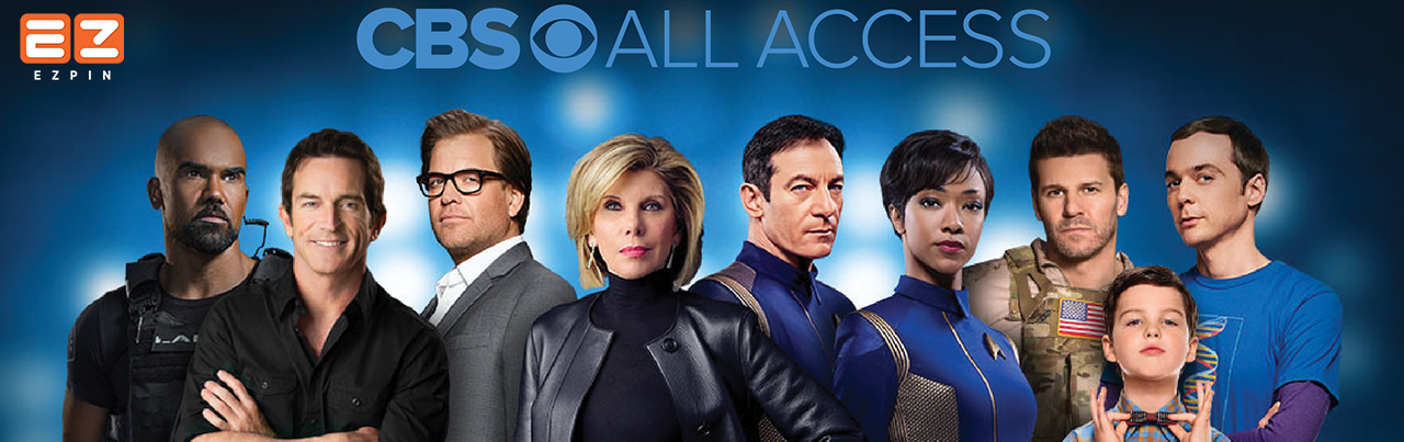 CBS All Access Gift Card; Access to The Best
